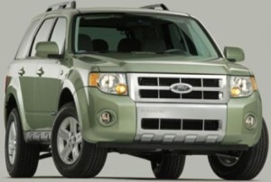 2009 Ford Escape Hybrid Pictures