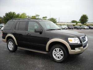 2009 Ford Explorer 4X4 Pictures