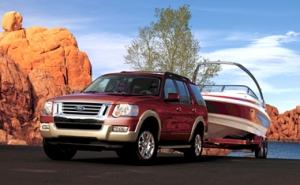 2009 Ford Explorer: Eddie Bauer