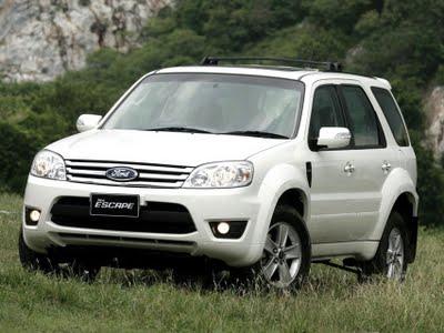 The 2010 Ford Escape